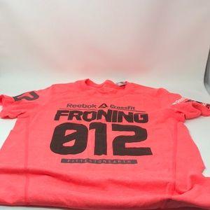 Reebok CrossFit Tee Shirt NWT